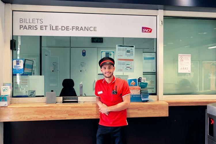 Agent commercial à la SNCF, le karatéka Steven Da Costa a été sacré champion du monde en moins de 67kg en 2018.