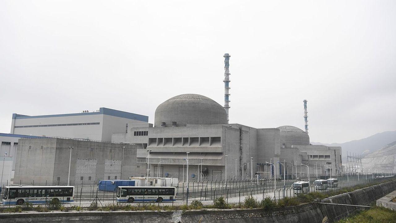 Pékin est progressivement monté en compétences dans l'industrie nucléaire en achetant des technologies à l'étranger, comme les EPR qu'EDF a construits à Taishan.