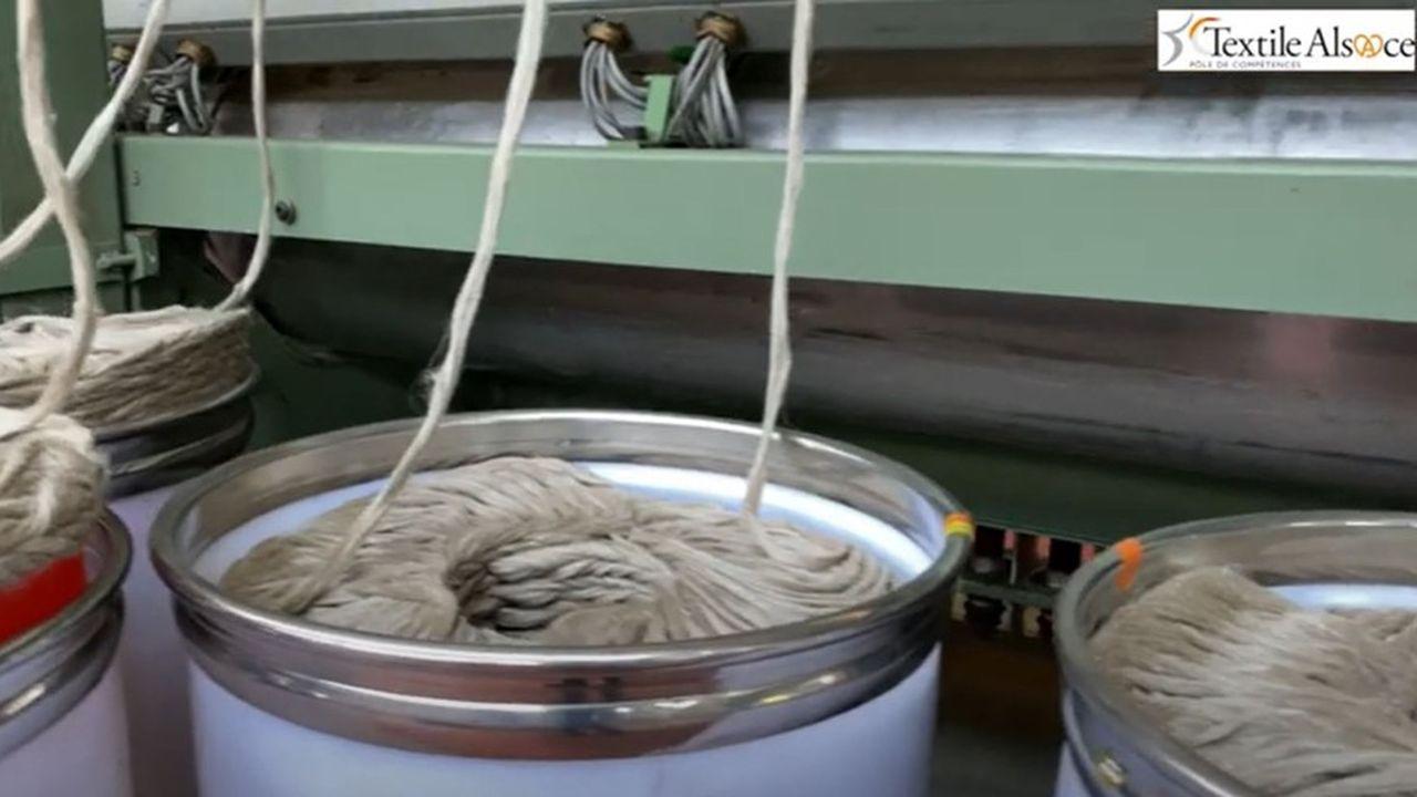 Pôle textile Alsace a gagné, en 2021, 17 nouvelles adhésions.