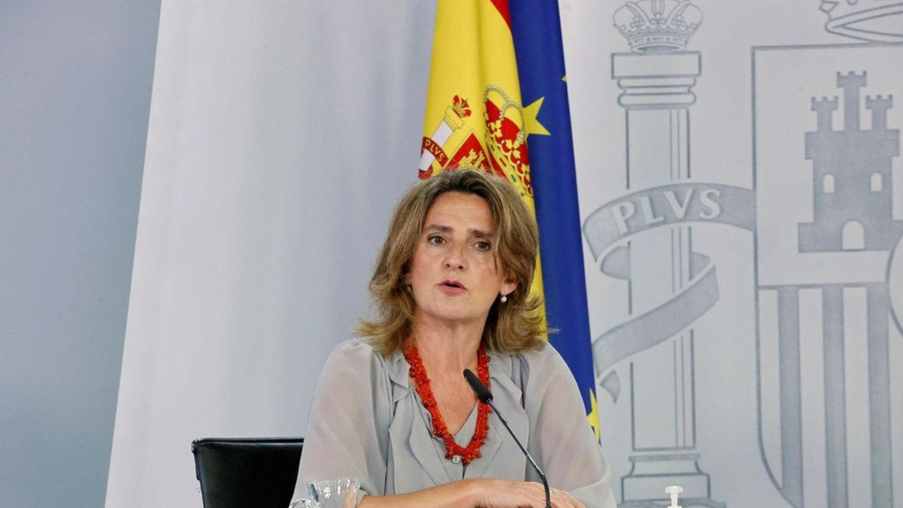 Teresa Ribera, ministre espagnole de la Transition écologique reconnaît que 80% de la production électrique du pays a des coûts de génération nettement en dessous du prix qui est payé.