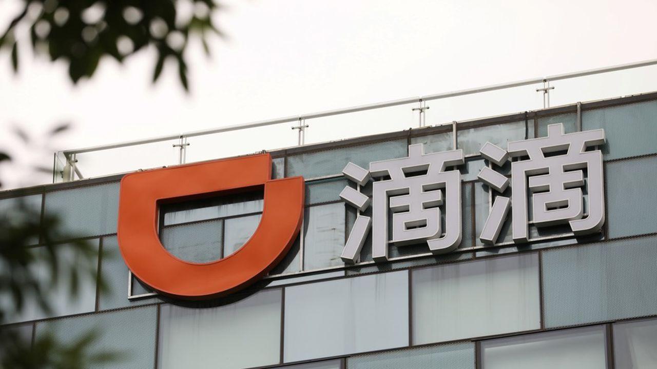L'entreprise Didi pourrait se voir infliger une amende record en Chine pour non-respect de la collecte des données.