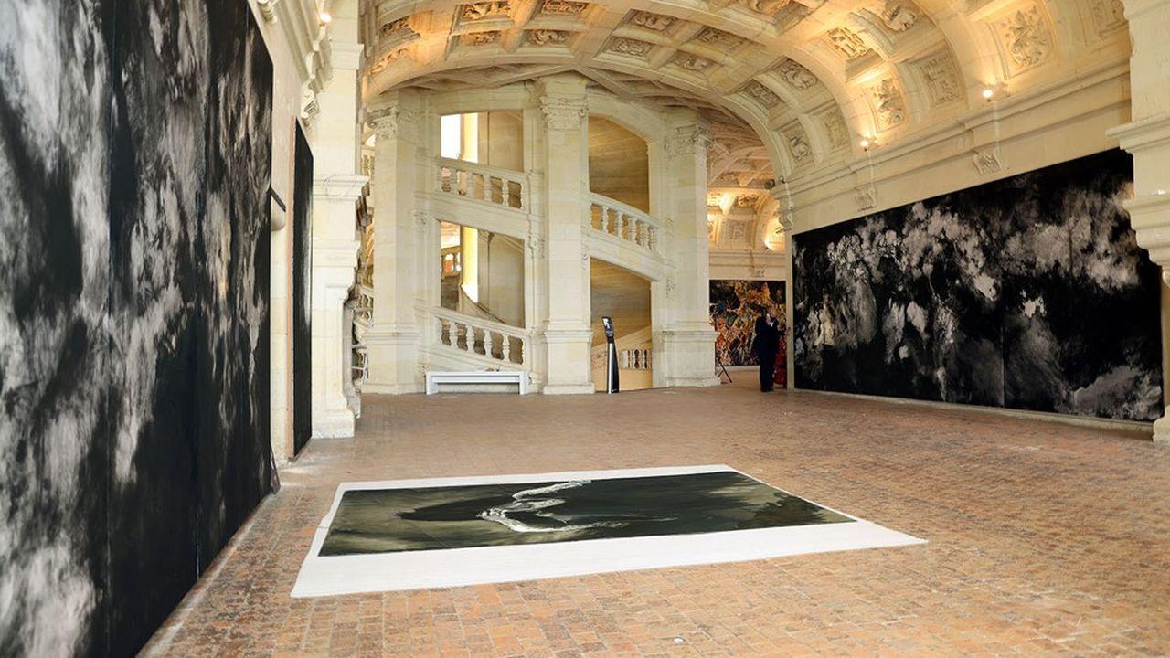 Après la musique, l'art contemporain à l'honneur à Chambord