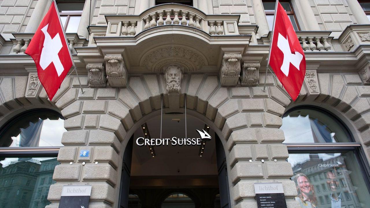 Credit Suisse a confirmé avoir passé un accord à l'amiable avec son ancien banquier vedette, Iqbal Khan.