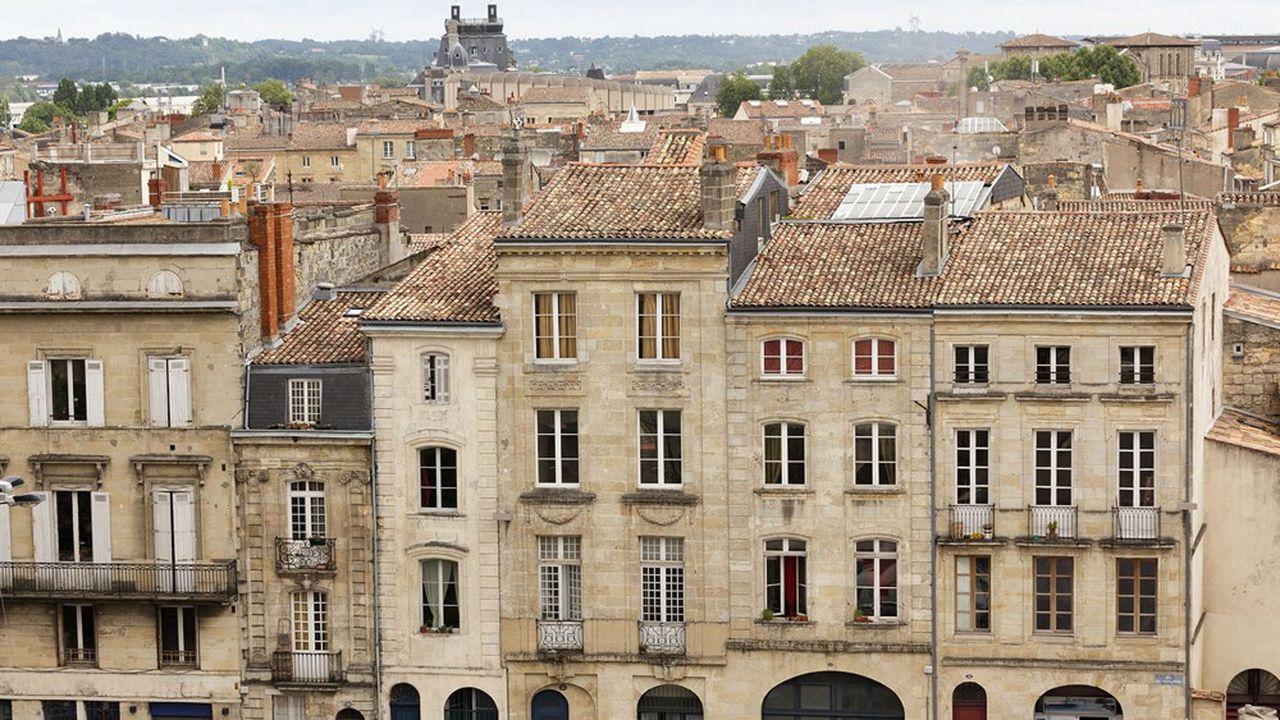 La tension immobilière à Bordeaux justifie pour la nouvelle municipalité le durcissement de la fiscalité des résidences secondaires.