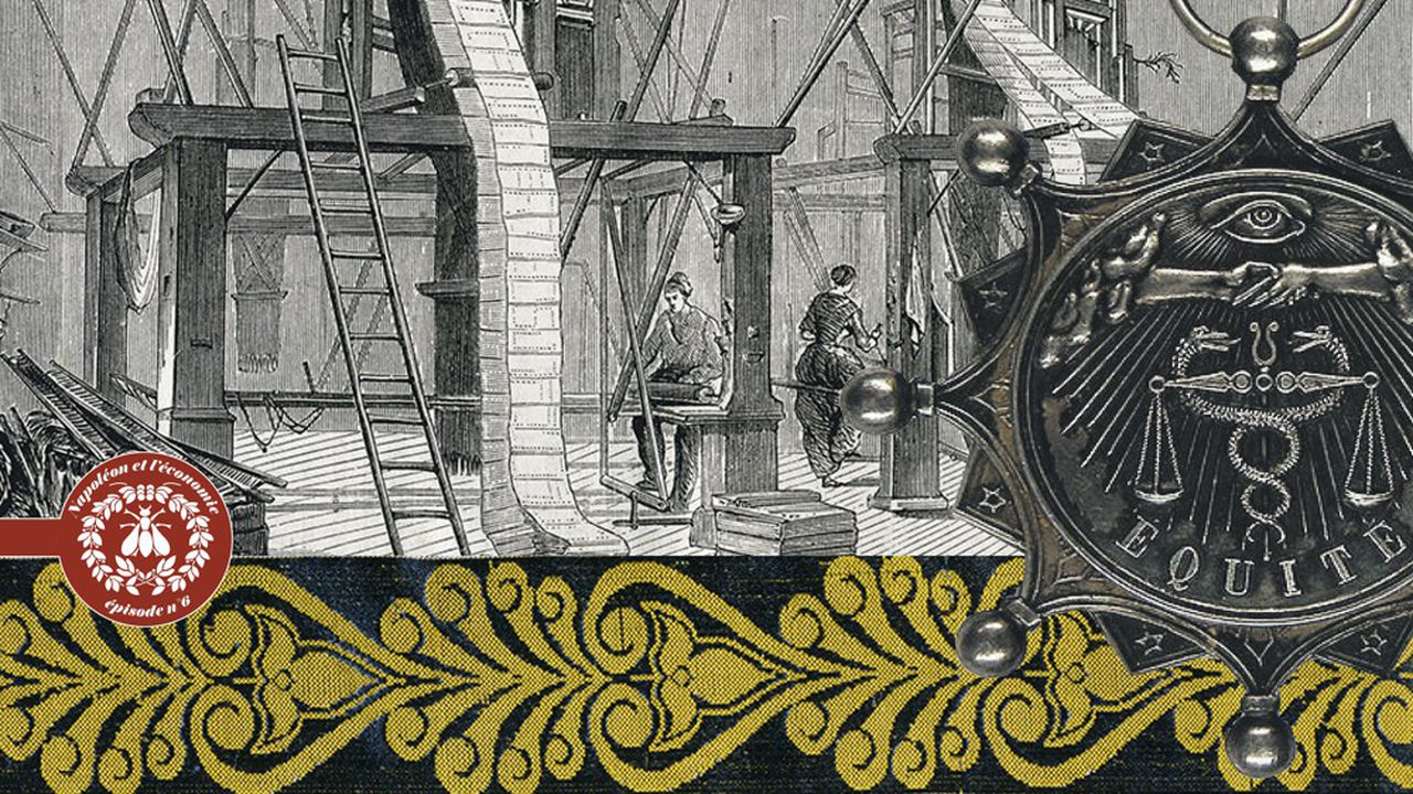 Napoléon, épisode 6. L'ordre règne dans les fabriques !