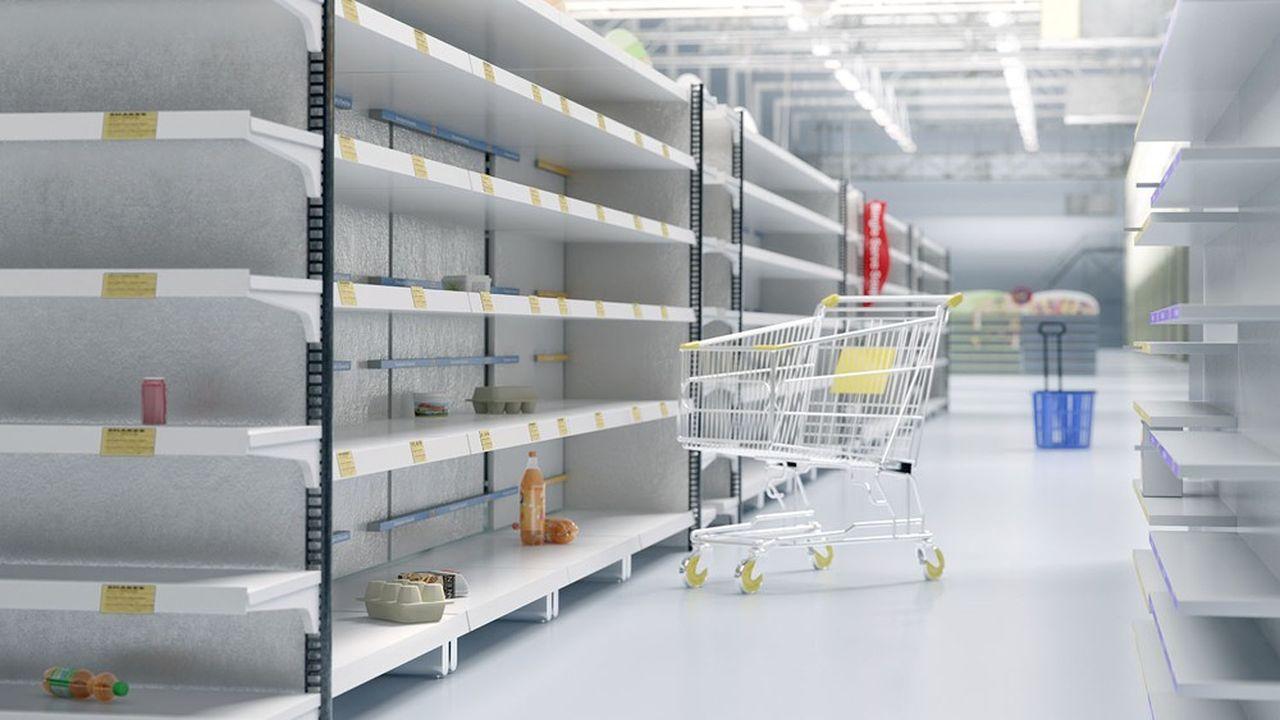 En juin, les prix des produits manufacturés ont pris 0,9% selon l'Insee, la plus forte augmentation sur un mois depuis 2011-2012.