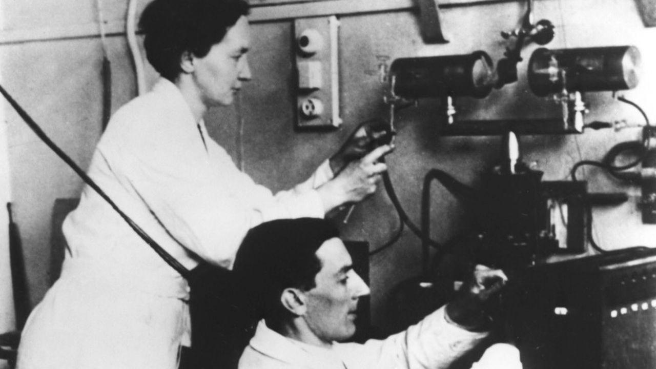 Le couple Joliot-Curie a été déterminant dans la création du CEA et celle des deux campus de Gif et d'Orsay-Bures.