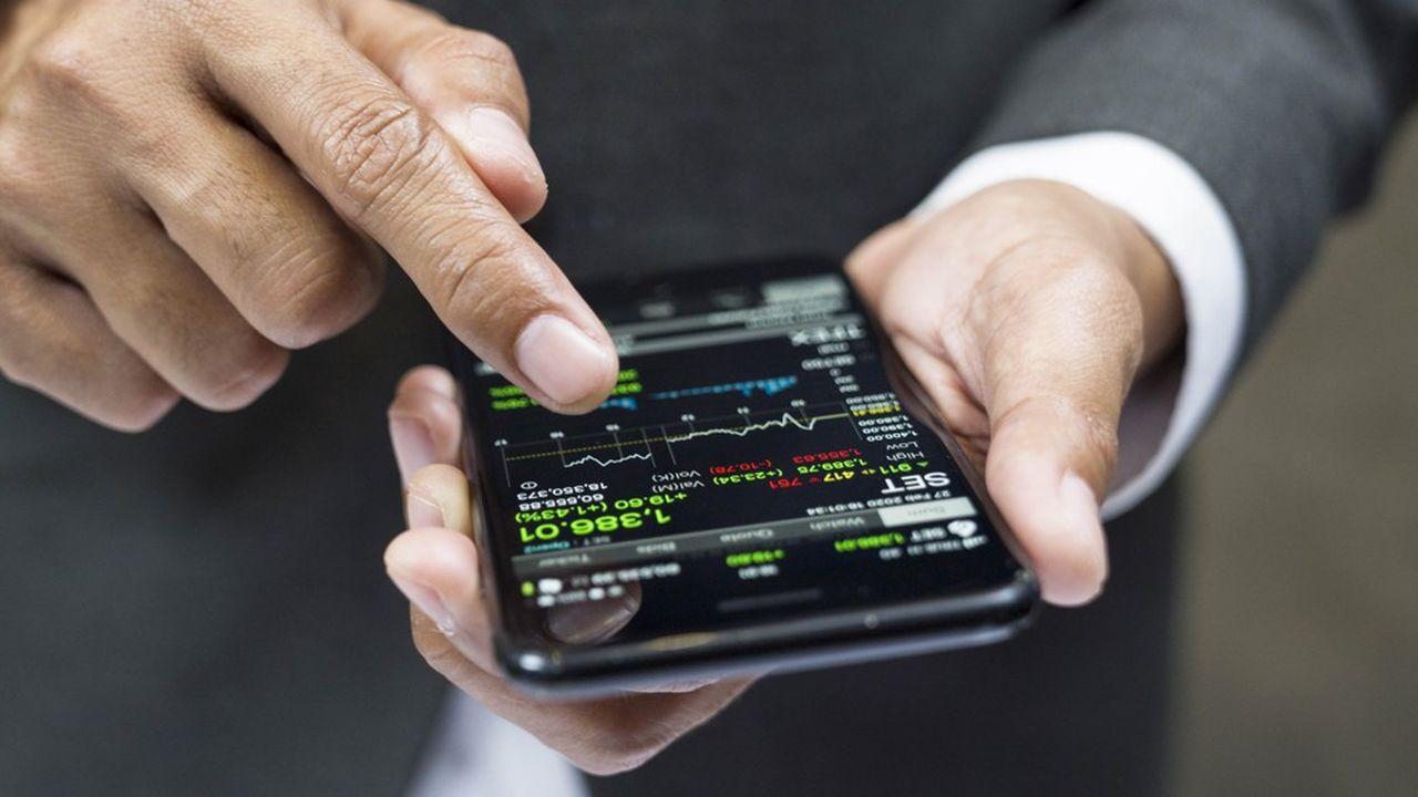 Les solutions de «banking-as-a-service», qui permettent à des sociétés, grandes ou petites, de fournir des services financiers clé en main à leurs clients.