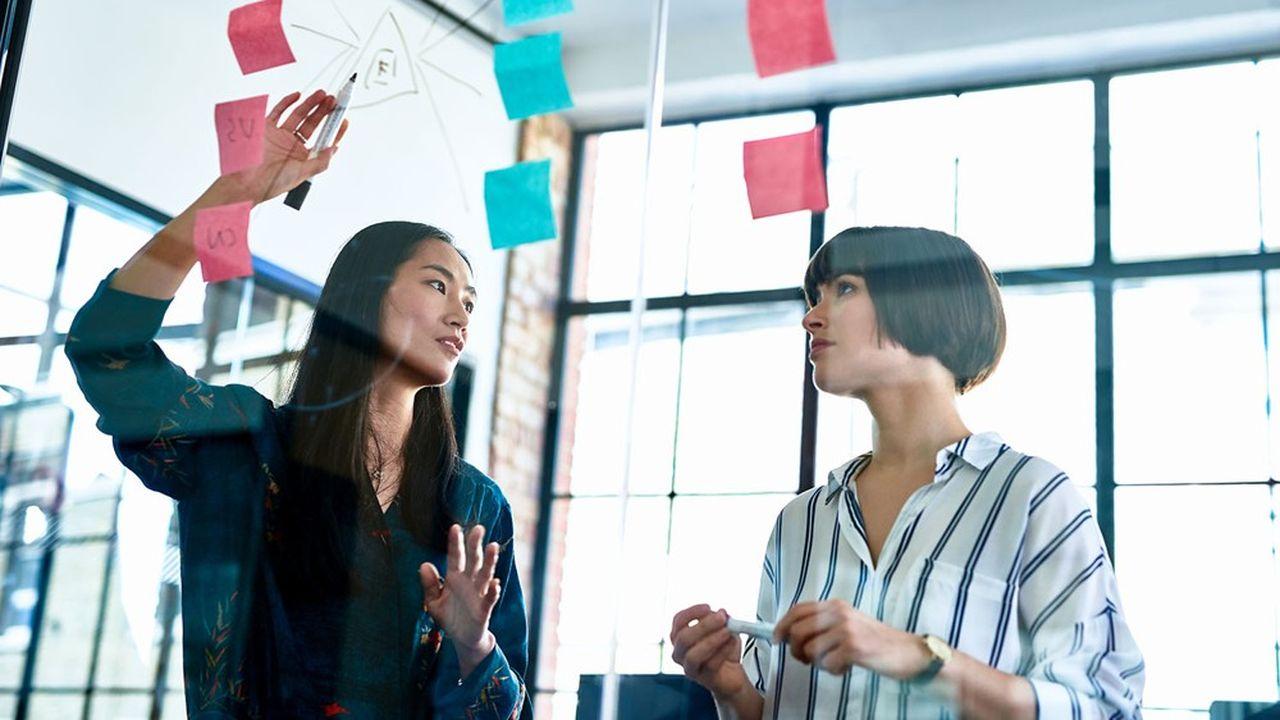 Dans le numérique, par exemple, les femmes ne représentent que 30% des emplois et 12% seulement des créateurs de start-up.