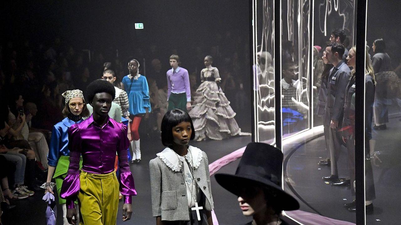La casa madre di Gucci e Saint-Laurent è tornata al di sopra del livello del 2019 in termini di vendite.