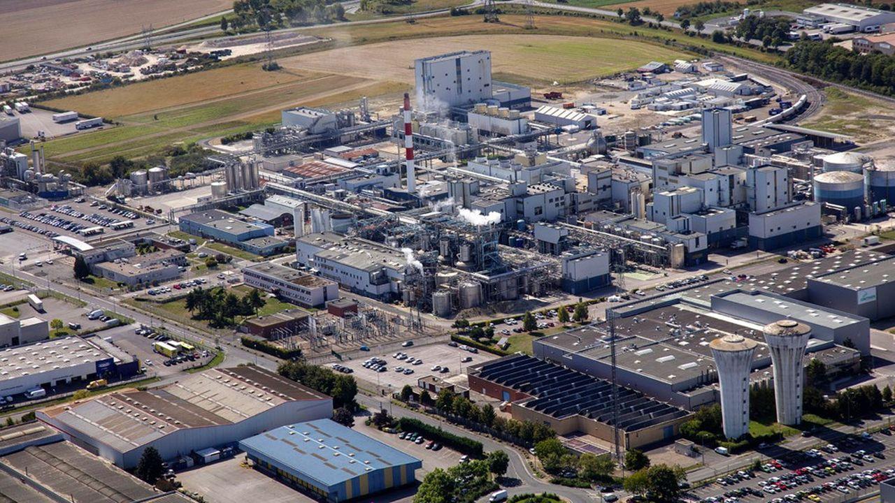 A Amiens, Metex compte injecter 70millions d'euros en quatre ans.