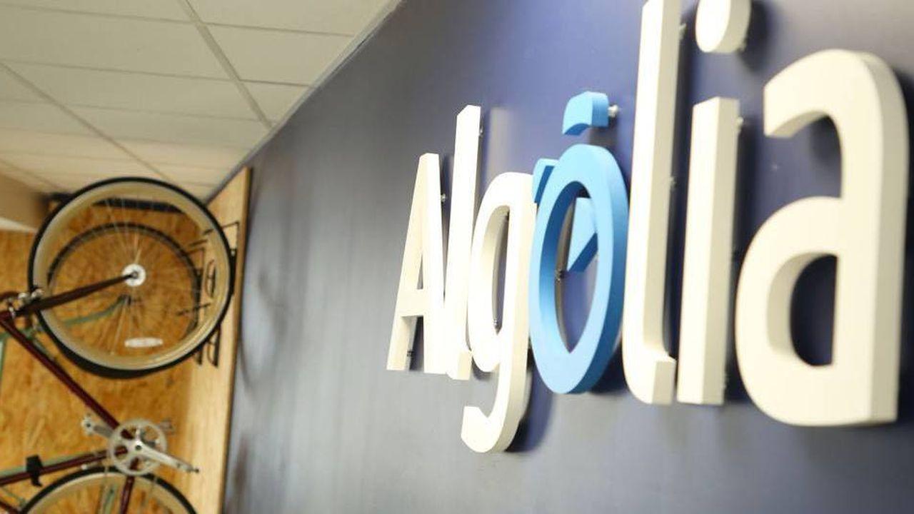 La start-up Algolia a été créée à Paris en 2012 et a déménagé son siège social à San Francisco en 2014.