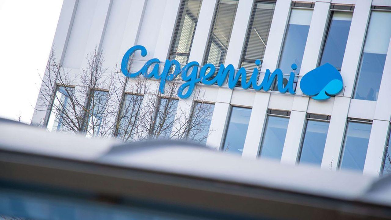 La reprise post-épidémique porte les ambitions de Capgemini.