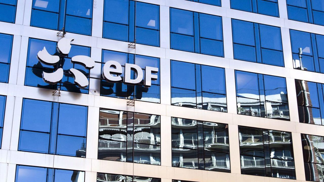 Nucléaire : le gouvernement suspend le projet de réforme d'EDF