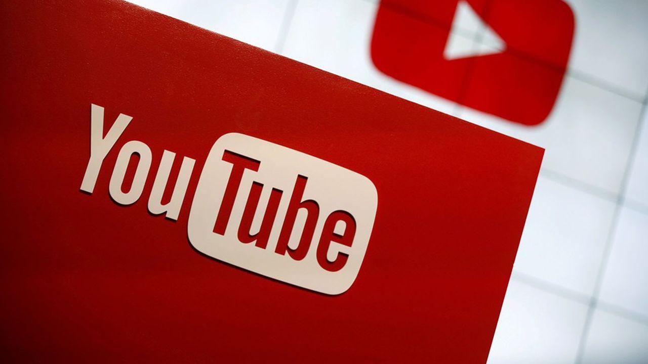 Le chiffre d'affaires de YouTube a dépassé les 7milliards de dollars sur trois mois.
