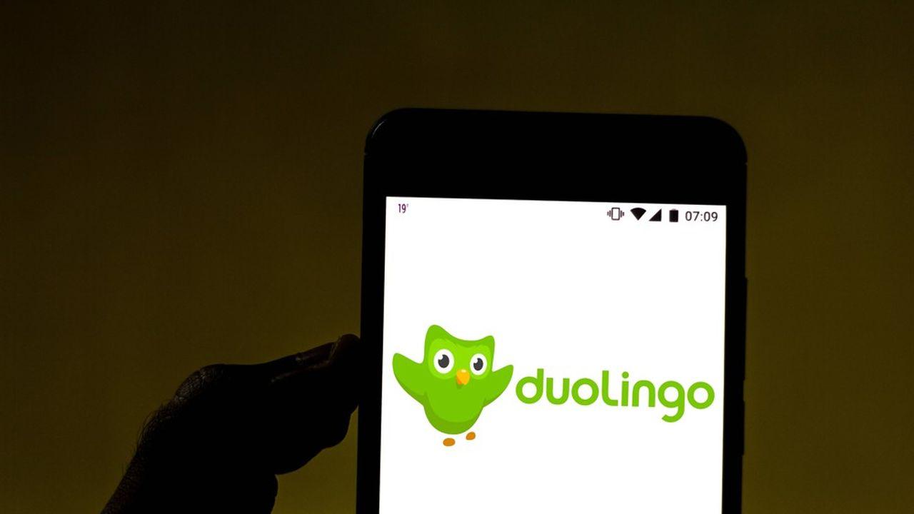 Avec son introduction en Bourse, Duolingo a pu lever 377millions de dollars.