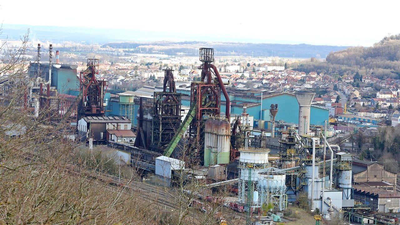ArcerlorMittal va investir 10milliards de dollars pour décarboner sa production d'acier.