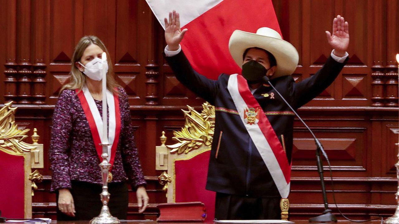 Pedro Castillo n'a gagné l'élection qu'avec 44.000 voix d'avance sur sa rivale.