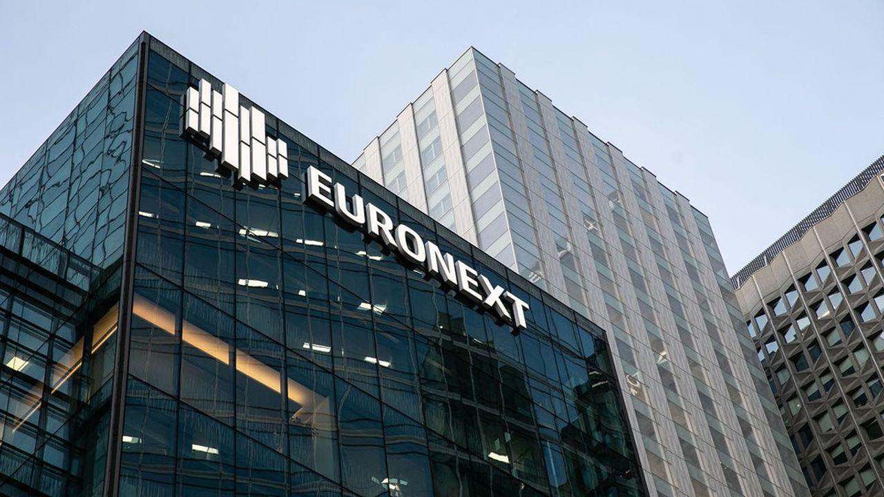 A périmètre constant, Euronext affiche tout de même une progression de 3,5% de ses revenus.