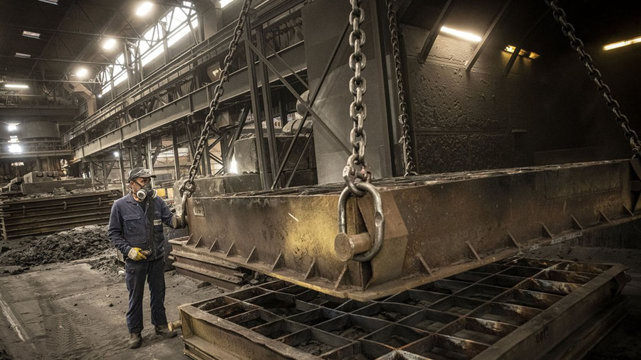Les ténors du secteur industriel profitent de la reprise de la croissance en France comme dans le monde.