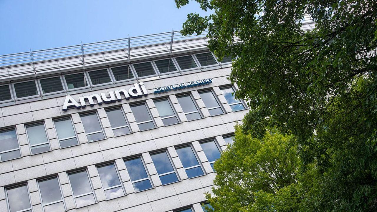 Amundi renoue avec la collecte au deuxième trimestre, avec 7milliards d'euros de flux nets.