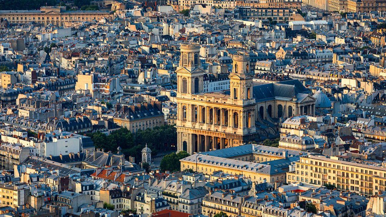 Le VIe arrondissement, qui abrite notamment le quartier mythique de Saint-Germain-des-Près, est le plus cher de la capitale.