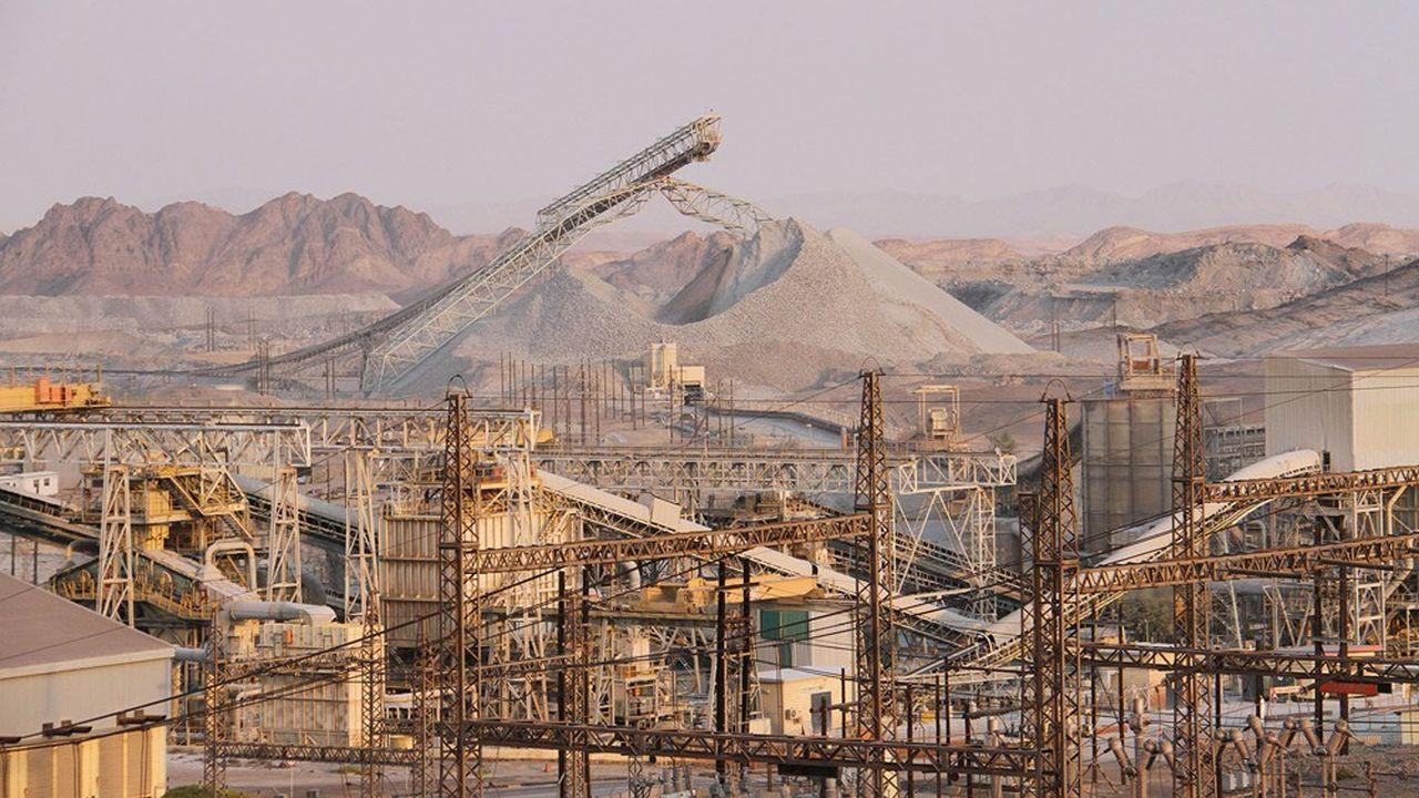 Le géant de l'exploitation minière Rio Tinto a annoncé un bénéfice record de 12,2milliards de dollars au premier semestre 2021.