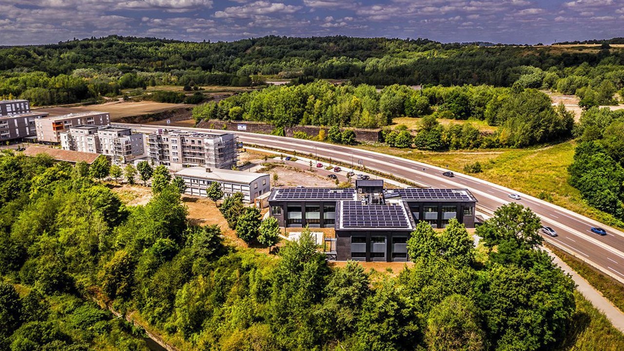 Le projet de l'Etablissement public d'aménagement (EPA) Alzette-Belval prévoit d'ériger 8.300 logements et d'en réhabiliter 500 à l'horizon 2030.