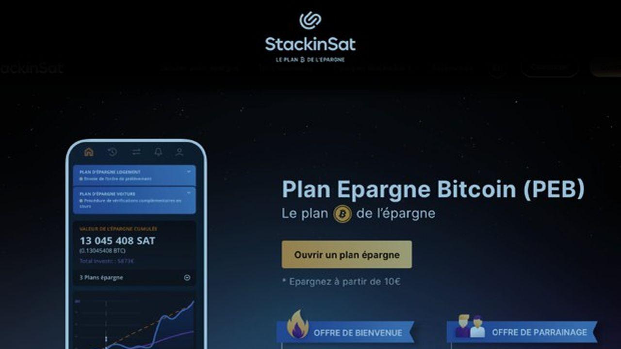 StackinSat revendique 7 200 clients neuf mois après son lancement.