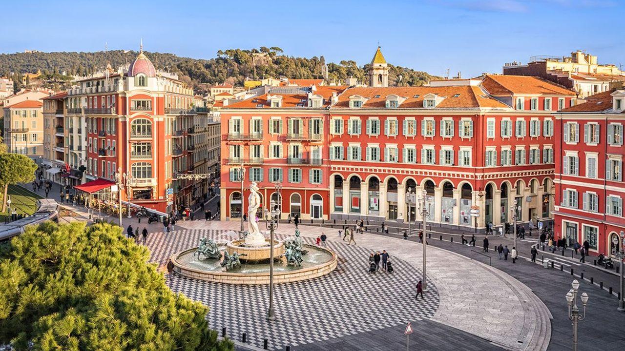 La ville de Nice vient d'entrer sur la liste du Patrimoine mondial de l'Unesco