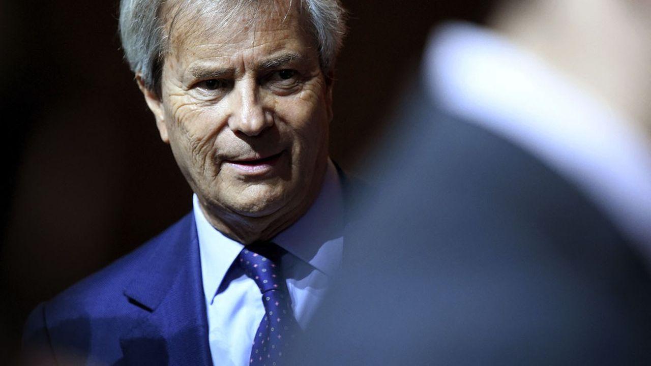Les bonnes performances de Vivendi dopent les résultats du groupe Bolloré contrôlé par Vincent Bolloré.