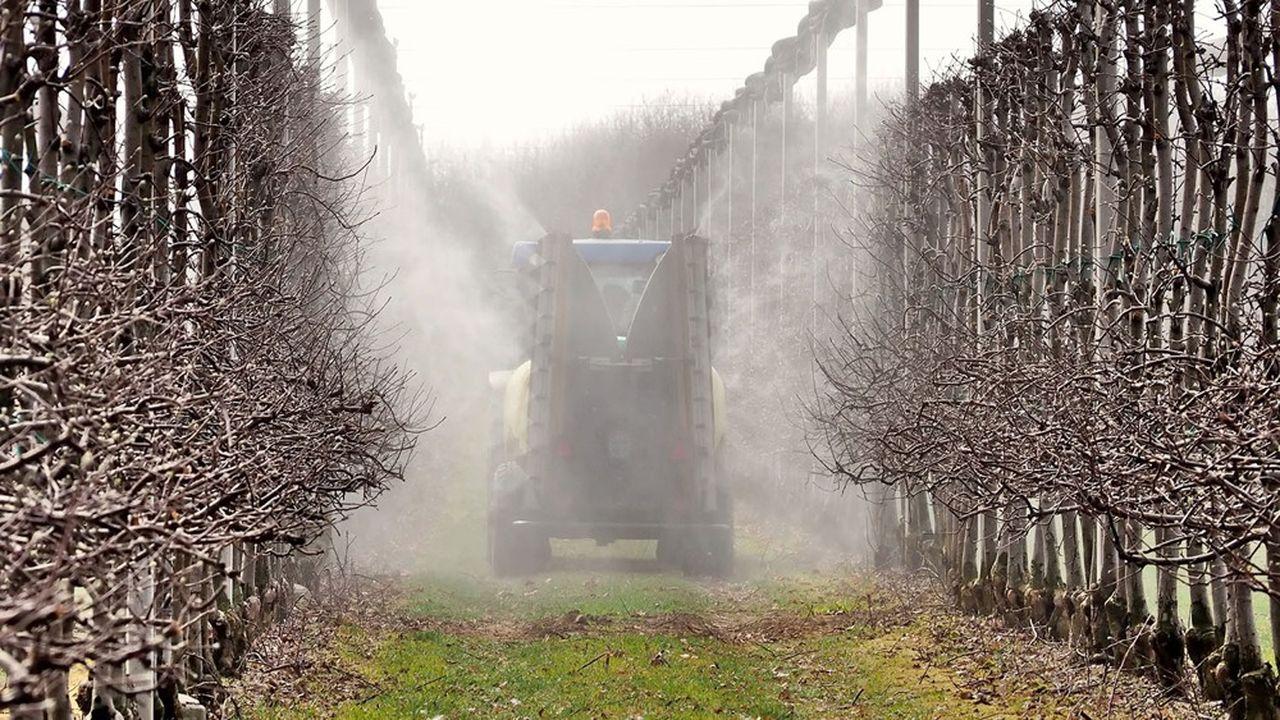 La France a encore du mal à réduire sa consommation de pesticides