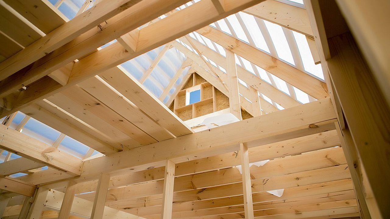 En France, 80% du bois utilisé est d'origine autrichienne.