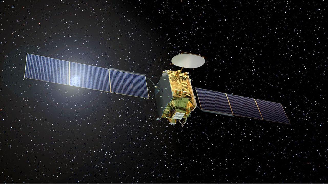 Quantum est le premier satellite dont les fréquences et les faisceaux sont reconfigurables en temps quasiment réel depuis la terre.