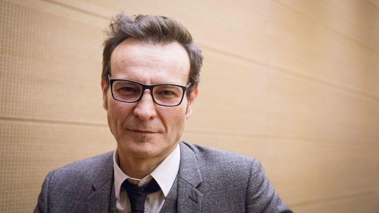 Eric Heyer, directeur du département analyse et prévision à l'Observatoire français des conjonctures économiques.
