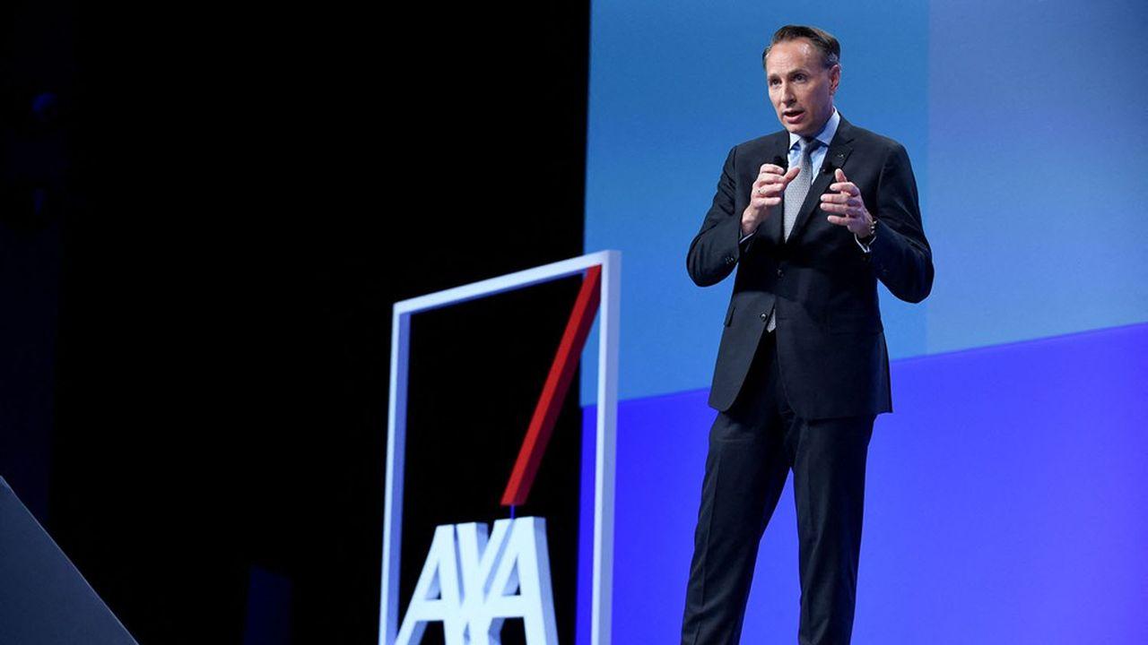Thomas Buberl dirige AXA depuis 2016.