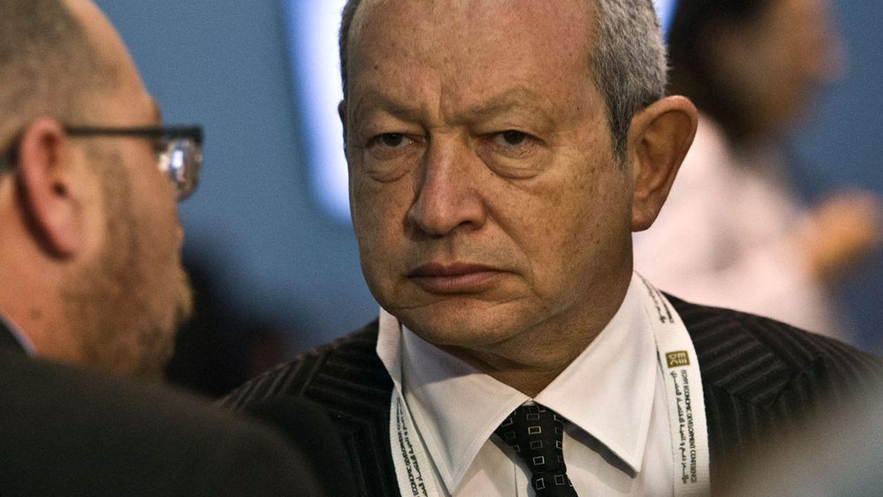 Le fonds d'investissement créé par Naguib Sawiris sera spécialisé dans la production d'or et dans l'exploitation de métaux pour batteries.