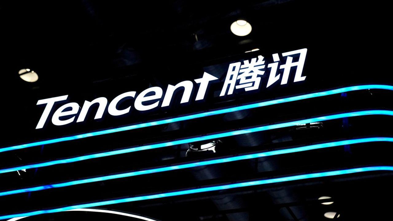 Tencent a notamment bénéficié de la pandémie de Covid-19, occasionnant une explosion du téléchargement des jeux vidéo et des jeux en ligne pendant le confinement.