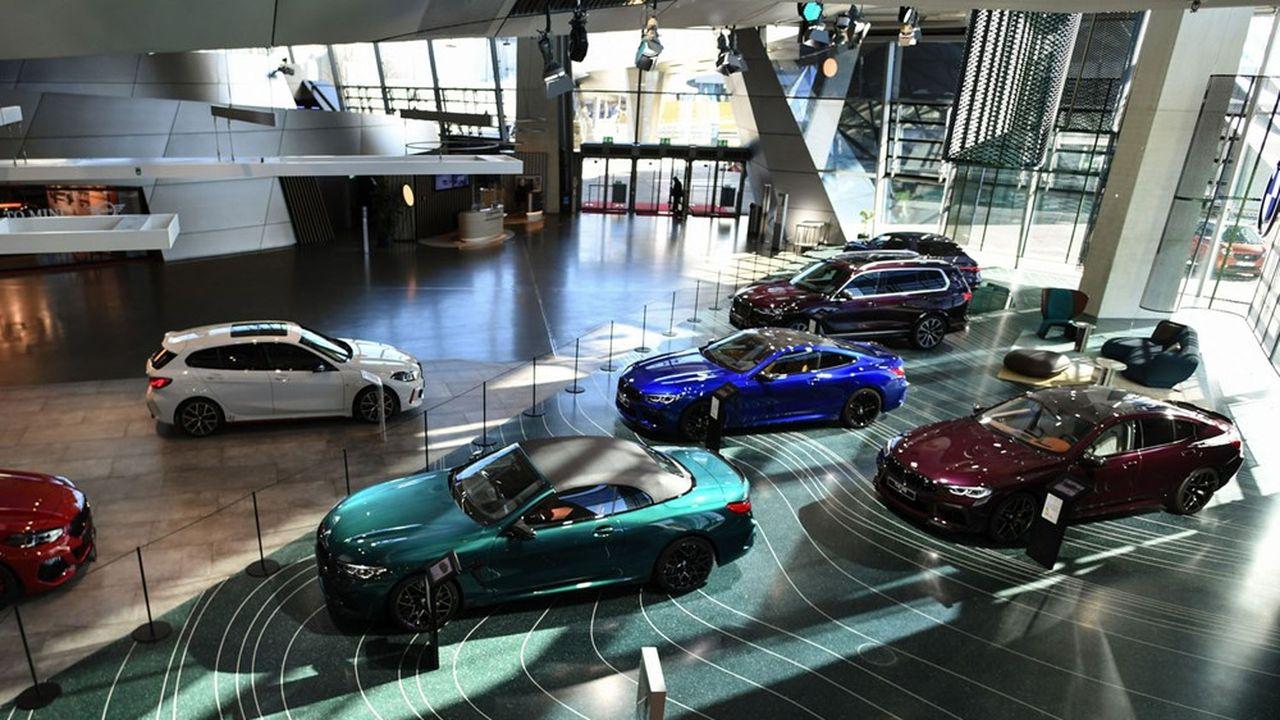 Le groupe BMW a vendu 1,2million de véhicules sur les six premiers mois de 2021.