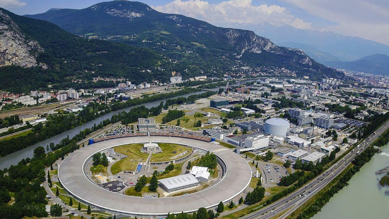 Le plus puissant synchrotron mondial se niche à Grenoble