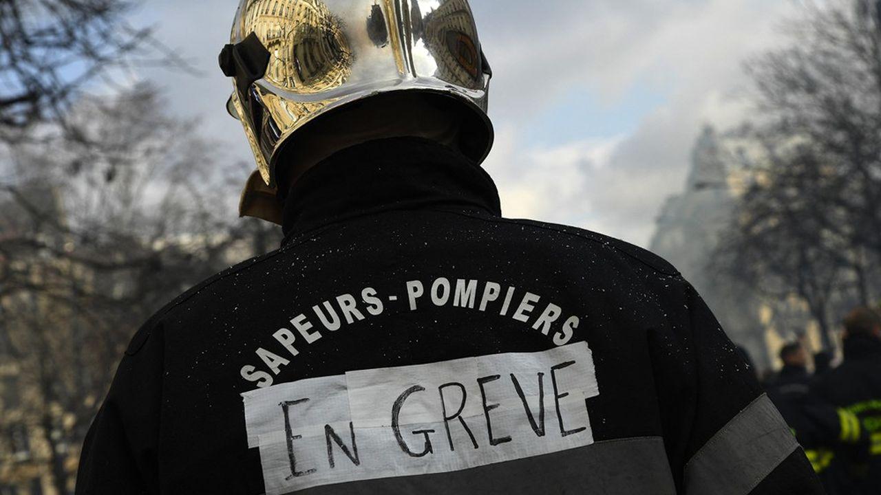 La FA SPP-PATS regrette l'assimilation des pompiers aux personnels soignants.