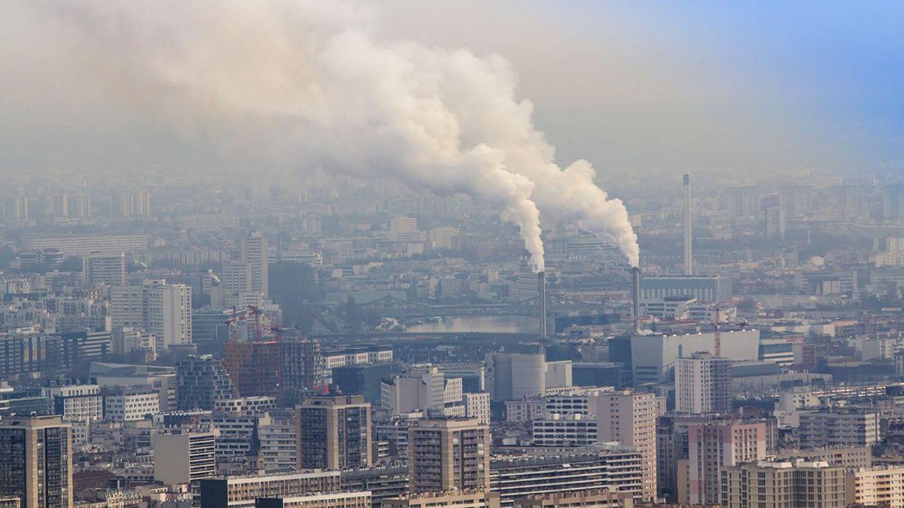 Cinq zones n'ont pas atteint les objectifs fixés par le Conseil d'Etat en juillet2020. La capitale est la seule à encore dépasser le seuil limite de concentration en particules fines.