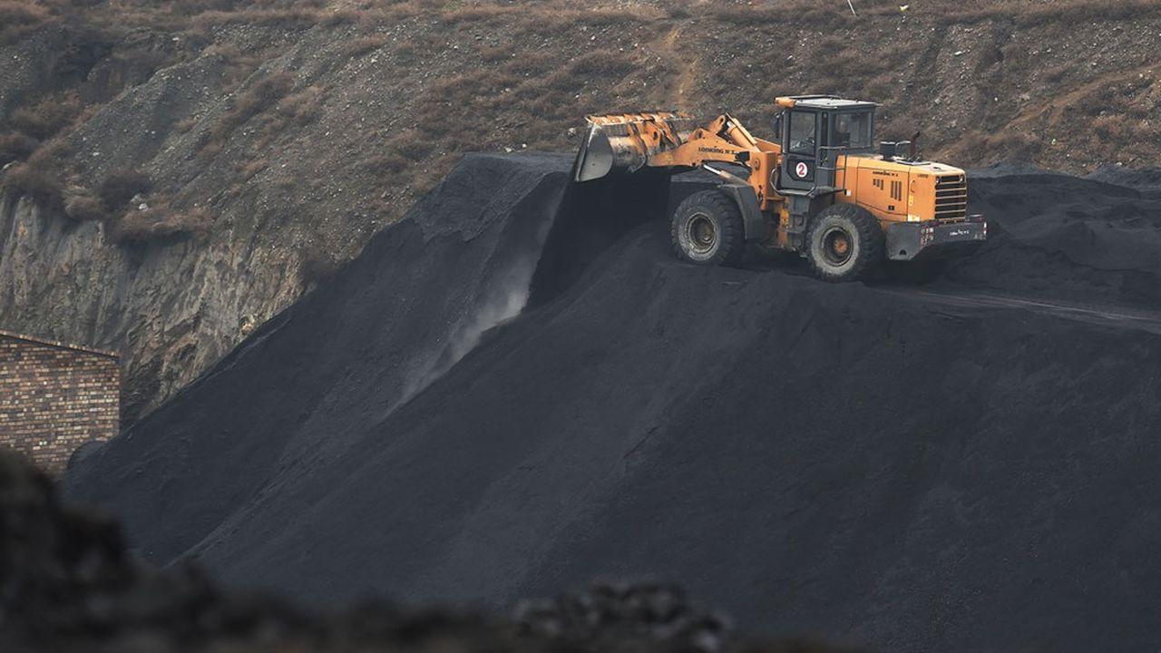 La Chine va rouvrir des mines de charbon supplémentaires