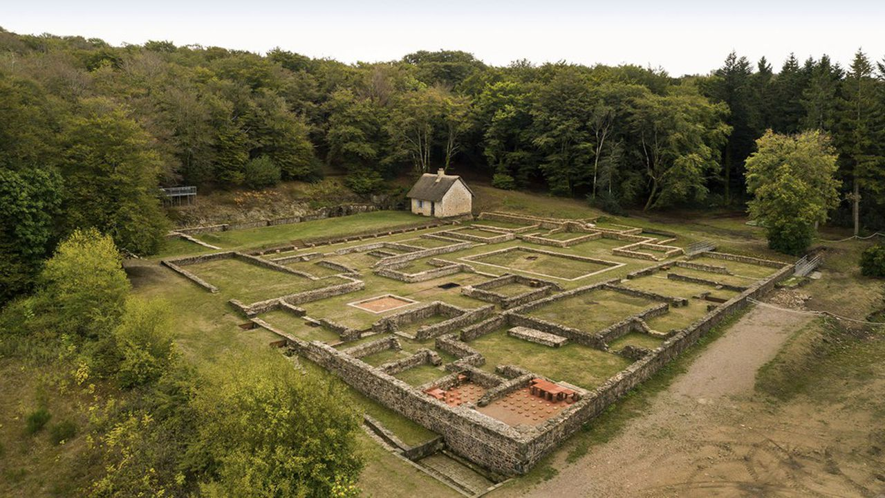 Bibracte, la cité gauloise perdue… puis retrouvée