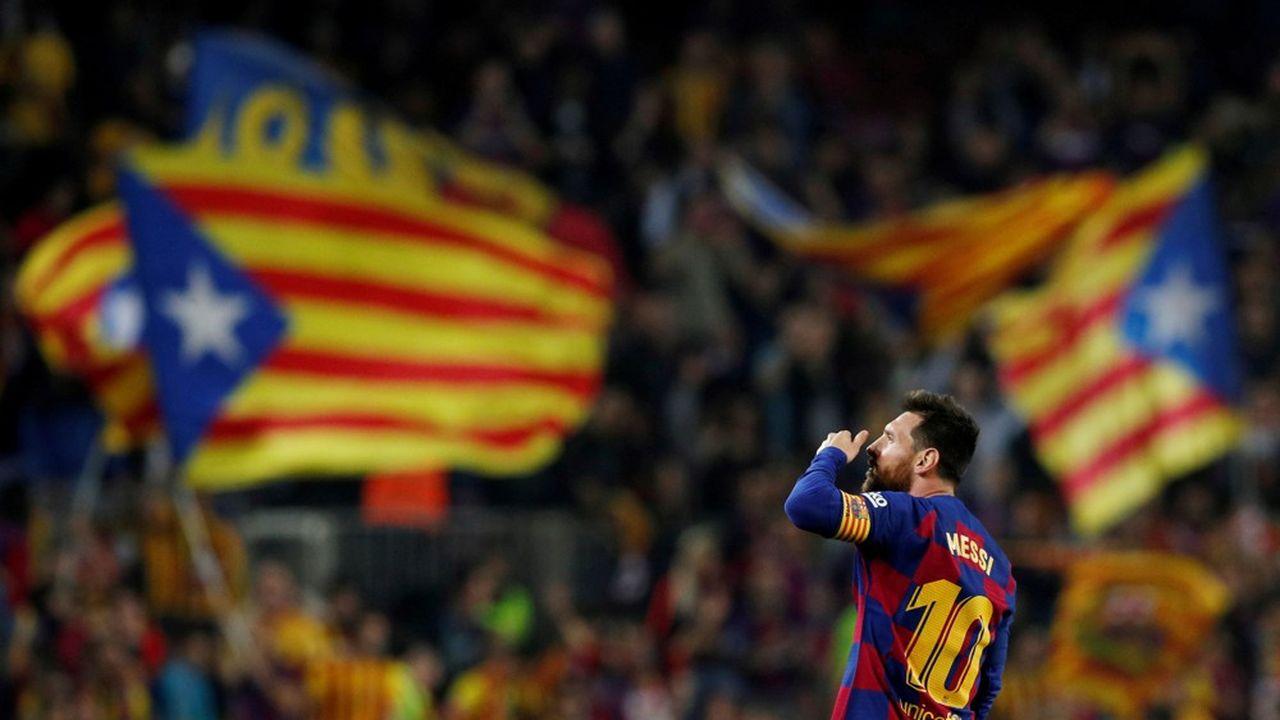Foot : le FC Barcelone et Lionel Messi officialisent leur divorce