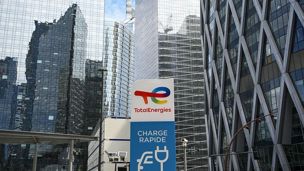 TotalEnergies a soumis son plan climatique au vote des actionnaires cette année.