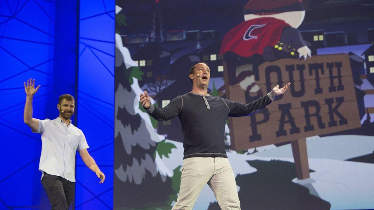Trey Parker et Matt Stone, les deux créateurs de «South Park», rejoignent les quelques grands créateurs à s'engager auprès de grandes plateformes de streaming pour les années à venir.