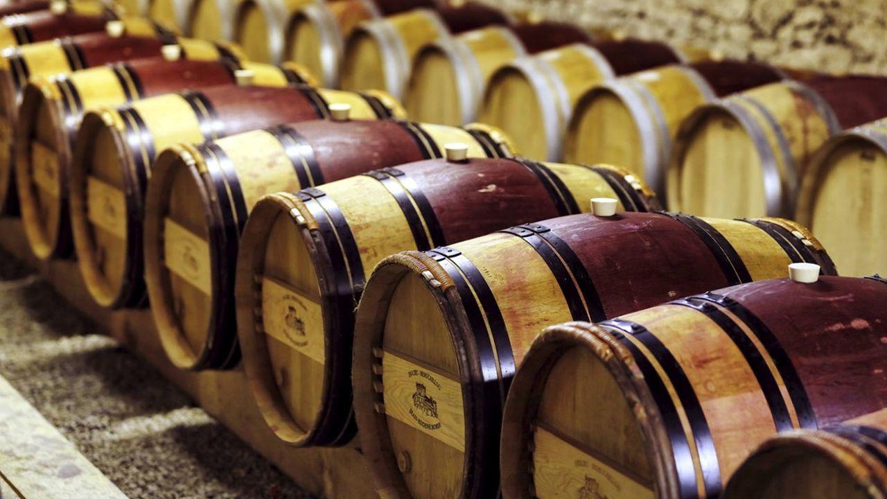 La production viticole va atteindre au mieux 35,6millions d'hectolitres en 2021, contre 47millions en 2020.