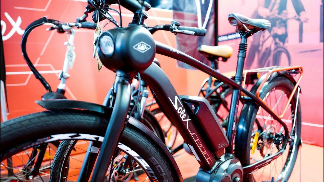 Solex joue la carte rétro pour marquer des points sur le marché du vélo électrique.