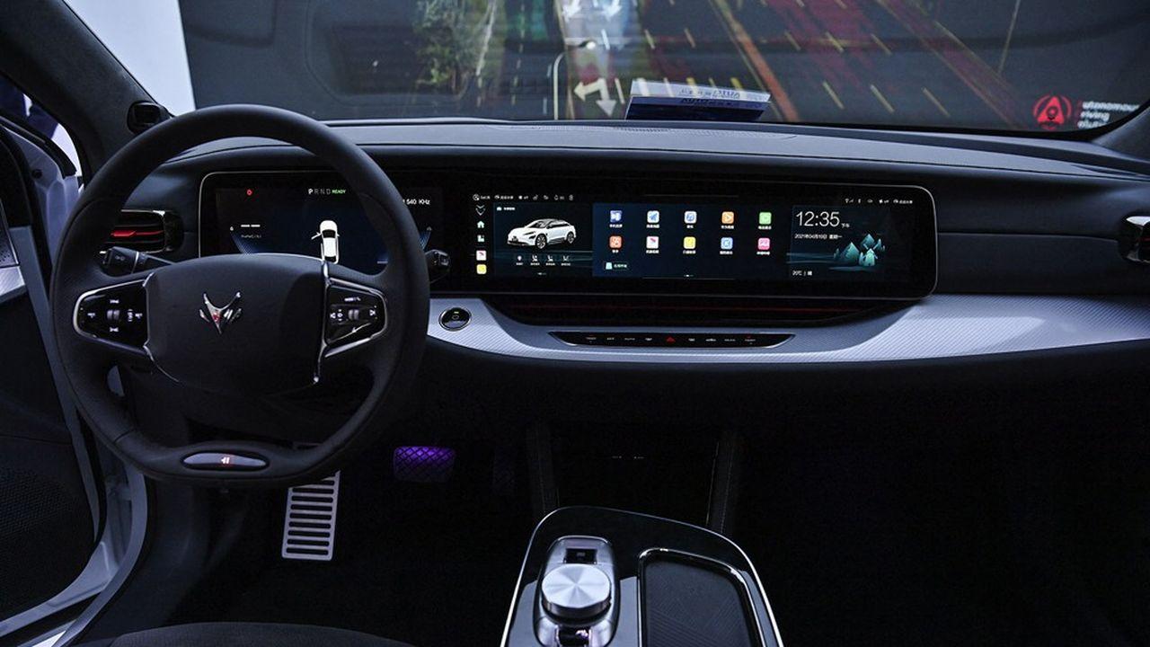 L'électronique permet désormais de gérer de nombreuses fonctions dans les voitures.